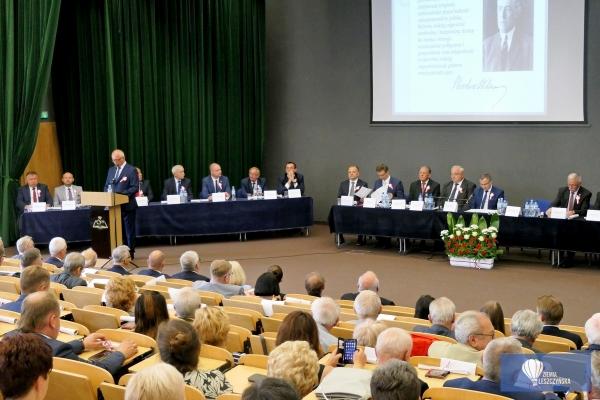 Historyczne spotkanie z okazji 100-lecia odzyskania niepodległości