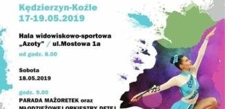 Trwają Mistrzostwa Polski Mażoretek (video)