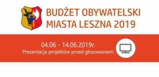 Głosowanie Budżetu Obywatelskiego 2019 już niedługo