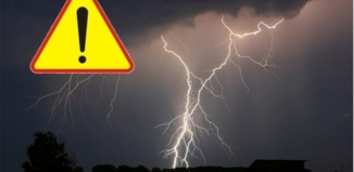 Ostrzeżenie! Możliwe burze z gradem
